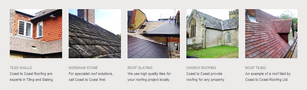 Recent Coast to Coast Roofing Projects
